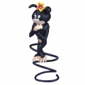 Figurine de collection Plastoy La Marsupilamie noire 65027 (2007)
