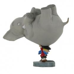 Figura de colección Pixi Benito Sansón llevando el elefante 1700 (2014)