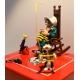 Collectible Figure Pixi: Ma Dalton knitting Lucky Luke 5458 (2002)
