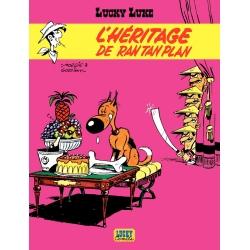Figura de colección Pixi cómic La herencia de Rantanplan Lucky Luke 5654 (2011)