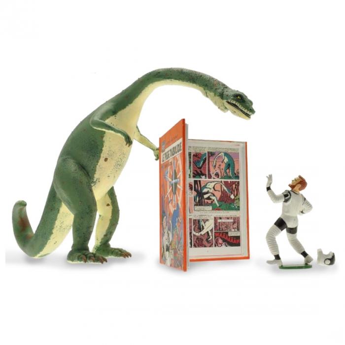 Figurine de collection Pixi Blake et Mortimer Le Piège diabolique 5670 (2015)