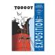 Cartel de la expo Saint Nazaire Tintin, Haddock et les bateaux 24072 (40x60cm)