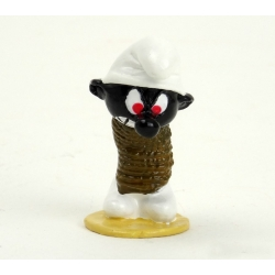 Collectible Figure Pixi The Black Smurf tied 6430 (2012)