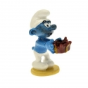 Collectible Figure Pixi The Smurf with the gift trap 6435 (2012)