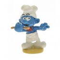 Figura de colección Pixi El Pitufo cocinero 6440 (2012)