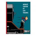 Casterman: Hergé, Tintin et les trains 24210 (2015)