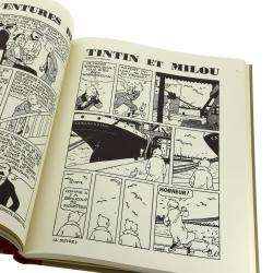 Casterman: Hergé, Du crabe rouge au Crabe aux pinces d'or 24315 (2013)