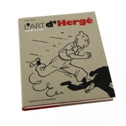 Gallimard: Pierre Streckx L'art d'Hergé Hergé et l'art 28990 (2015)