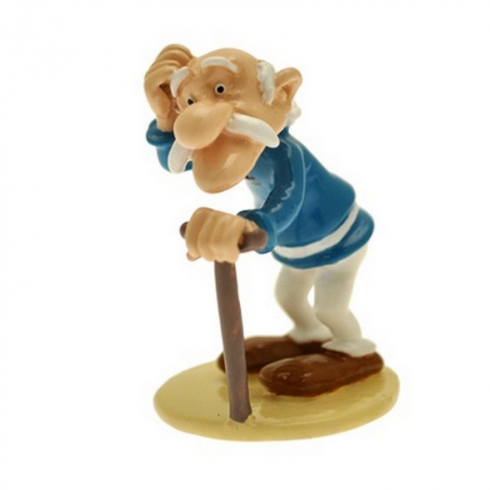 Figurine de collection Pixi Astérix Agécanonix 6530 (2012)