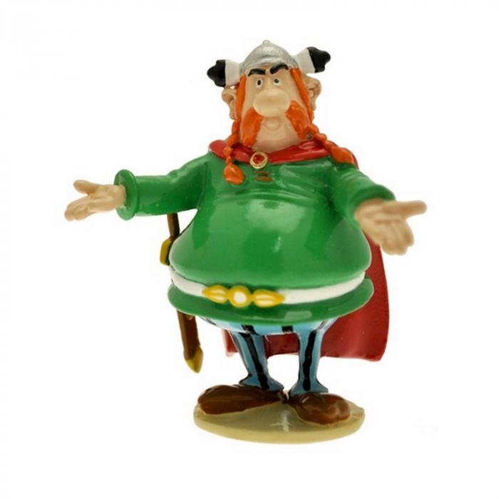 Collectible Figure Pixi Astérix Chief Vitalstatistix (Abraracourcix) 6529 (2012)