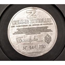 Escena figuras de colección Pixi Spirou y Fantasio Z comme Zorglub 2800 (2015)