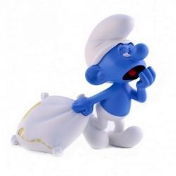 Collectible Figure Leblon-Delienne The Lazy Smurf 01701 (2010)