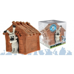 Collectible Figure Moneybox Plastoy Astérix: Dogmatix in his Kennel 80070 (2016)