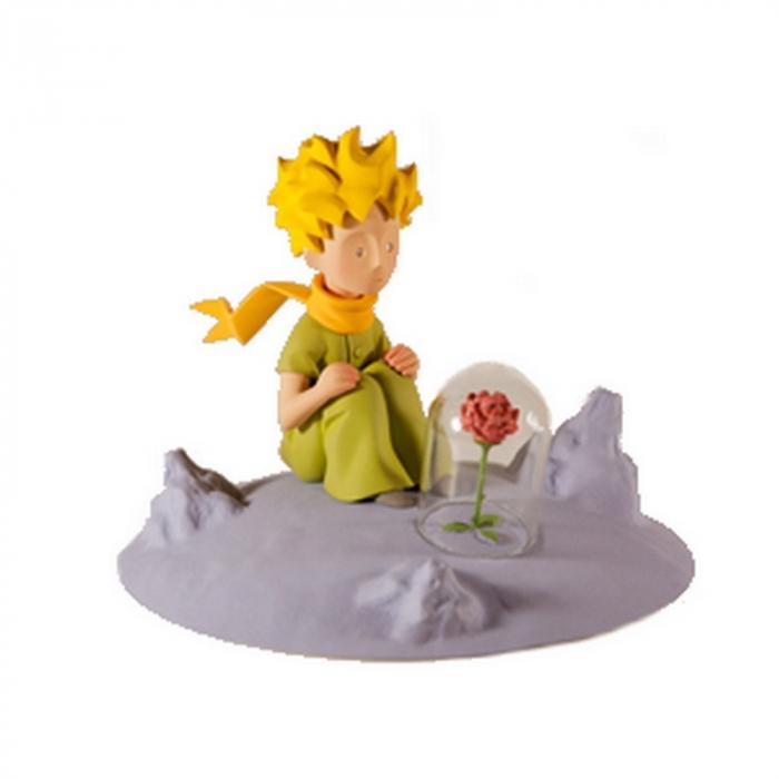 Figurine de collection Fariboles Le Petit Prince et la rose - LPP (2016)