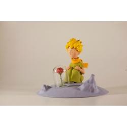 Figura de colección Fariboles El Principito y la rosa - LPP (2016)