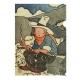 A4 Plastic Folder Le Petit Vingtième Tintin in America (15173)