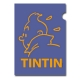 A4 Plastic Folder The Adventures of Tintin Mallow Perfil (15164)