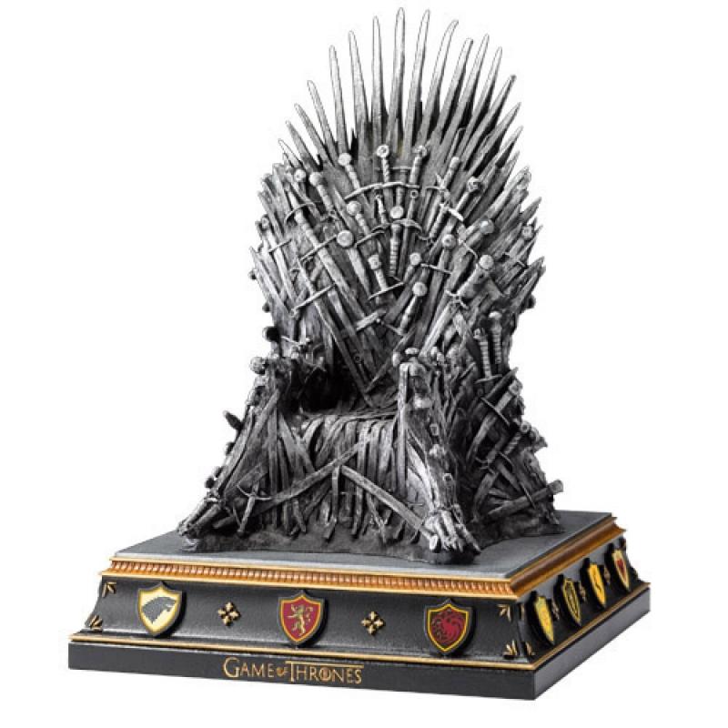Sujetalibros Noble Collection Game of Thrones  El Trono de Hierro (NN0071)