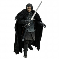 Figura de colección Three Zero Game of Thrones: Jon Nieve / Jon Snow (1/6)