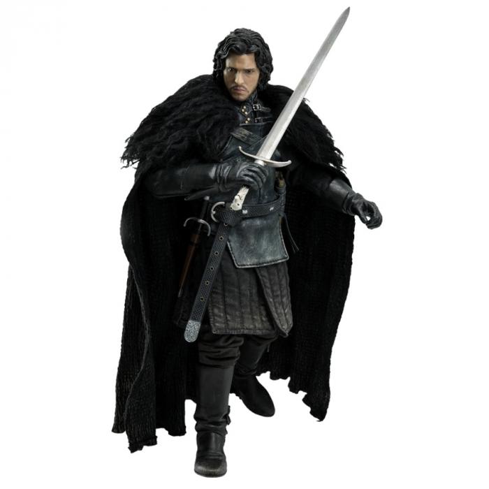 Collectible Figure Three Zero Game of Thrones: Jon Snow (1/6)