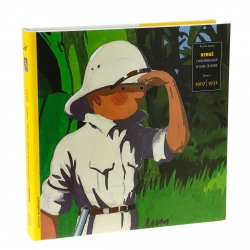 Tintin Hergé, Chronologie d'une oeuvre 1907-1931 Volume 1 (28437)