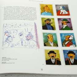 Tintín Hergé, Chronologie d'une oeuvre 1950-1957 Tome 7 (24239)