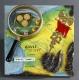 Saynète de collection Pixi La Page de garde des albums d'Astérix 8000 (2002)