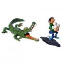 Figura de colección Pixi Tomás el Gafe perseguido por el cocodrilo 4742 (2002)