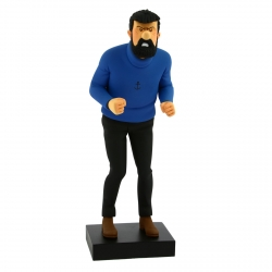 Figurine Fariboles: Tintin Moulinsart Le Capitaine Haddock - 44017 (2016)