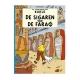 Álbum Las aventuras de Tintín: De sigaren van de farao (Holandés)