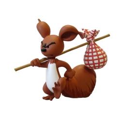 Spip y su pequeña mochila Spirou y Fantasio Figures & Vous - FVV02B (2010)