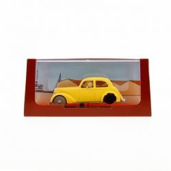 Collectible figure Tintin The Yellow damaged vehicle Nº10 29510 (2013)