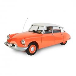 El coche Citroën ID 19 de 1958 Spirou y Fantasio Figures & Vous - GF05 (2015)