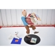"Figurine Moulinsart ""Tintin tenant / portant les albums"" 46964 (2011)"