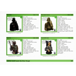 Movies figures catalog cac3d Sideshow / Attakus / Hot Toys / Star Wars (2016)