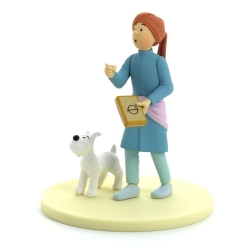 Figurine Coffret de collection Tintin Les Cigares du pharaon 43107 (2006)