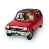 El coche Renault R5TS de 1975 Spirou et Fantasio Figures & Vous - ARS13 (2013)
