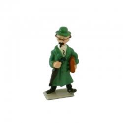 Figurine Mini Pixi: Tintin Calculus and his umbrella - 2107 (1995)