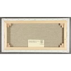 Framed Canvas The Marsupilami The meal Editions du Grand Vingtième (55x20cm)