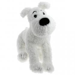 Peluche doudou souple Tintin: Milou 37cm 35129 (2013)