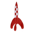 Collection figurine Tintin The Moon Rocket 8,5cm Moulinsart 42433 (2009)