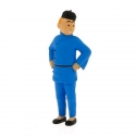 Collection figurine Tintin Chinese 9cm Moulinsart 42453 (2011)