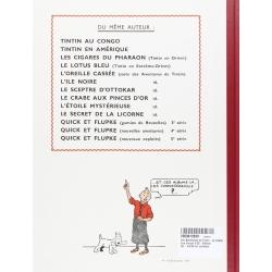 Tintin album: Le crabe aux pinces d'or Edition fac-similé colours 1943