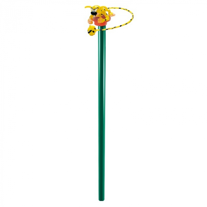 Wooden Pencil Plastoy with mini figure: The Furious Marsupilami (63407)