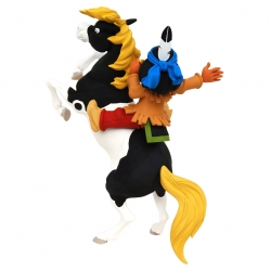 Collectible Figure Edition Originale Yakari and his pony Little Thunder (2011)