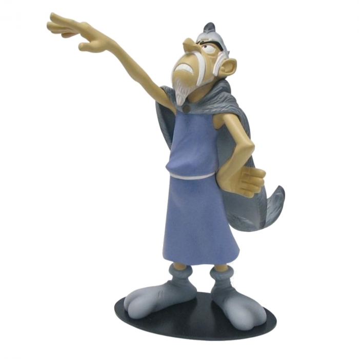 Collectible figure Leblon-Delienne Astérix Prolix, the soothsayer 02001 (2007)