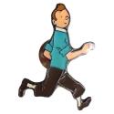 Pin's Tintin Running Corner (Nº89)