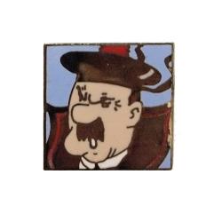 Pin's Tintin Dupond Marine Corner (Nº258)