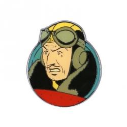 Pin's de Blake et Mortimer Le pilote Olrik (Corner)