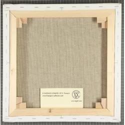 Framed Canvas Johan and Peewit The Joust Editions du Grand Vingtième (40x40cm)